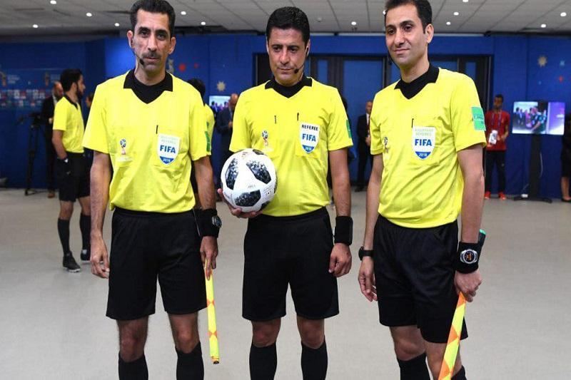 با اعلام AFC سه داور ایرانی در جام ملت ها قضاوت خواهند کرد