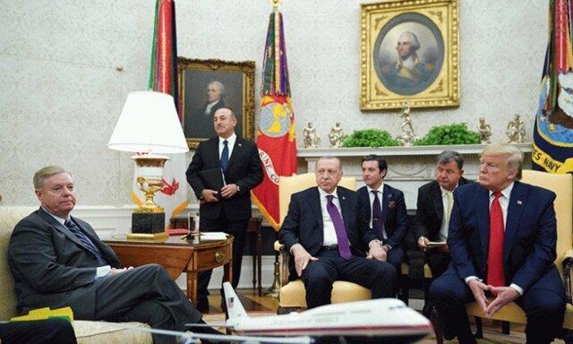 سناتور گراهام دل اردوغان را به دست آورد