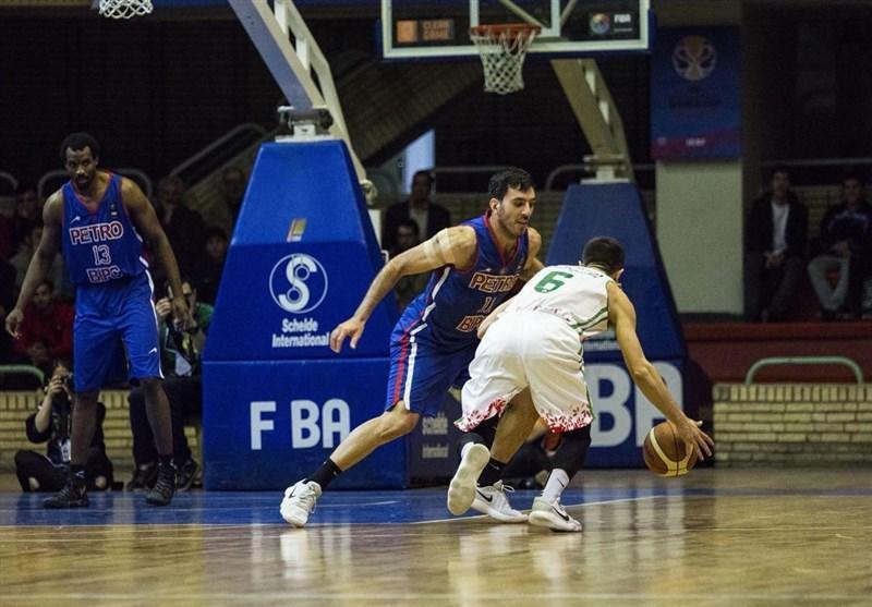 لیگ برتر بسکتبال، مهرام در خانه، توفاراقان آذرشهر را شکست داد