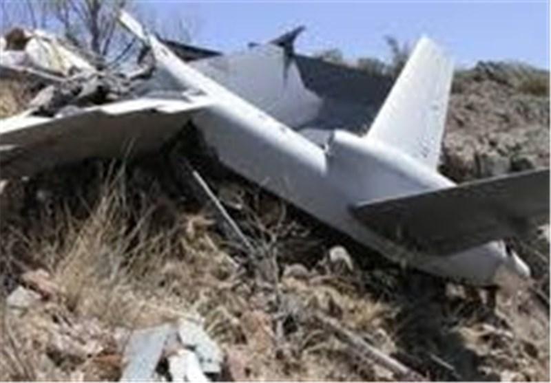یمن، سرنگونی پهپاد جاسوسی عربستان در جیزان