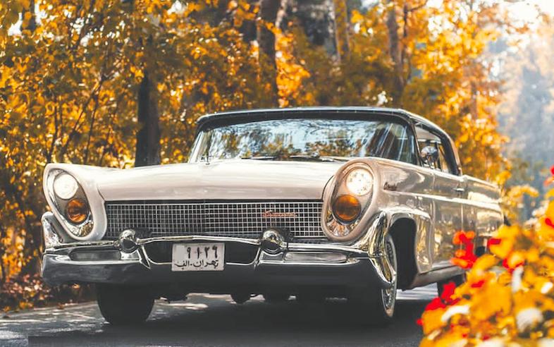نگاهی به کوپه اشرافی لینکلن کانتیننتال مدل 1958