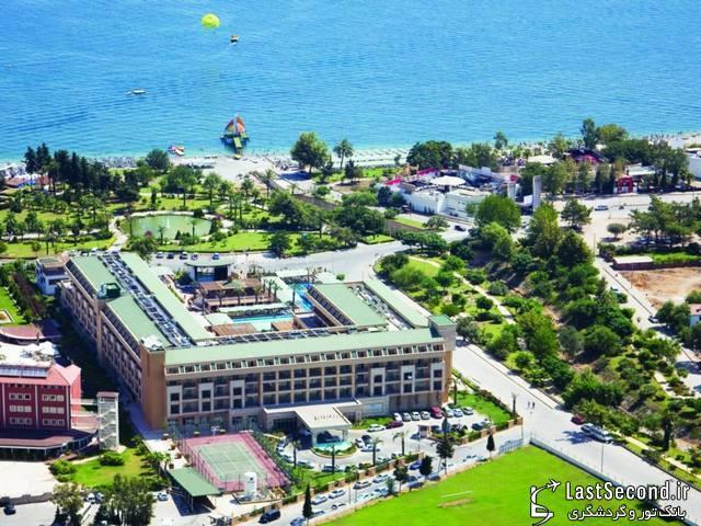 هتل کریستال دلوکس ریزورت ،آنتالیا