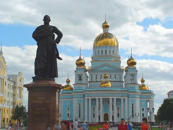 راهنمای سفر به سارانسک روسیه