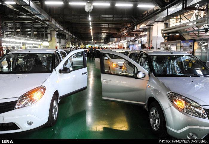آخرین تحولات بازار خودروی تهران؛ ساندرو به 219 میلیون تومان رسید