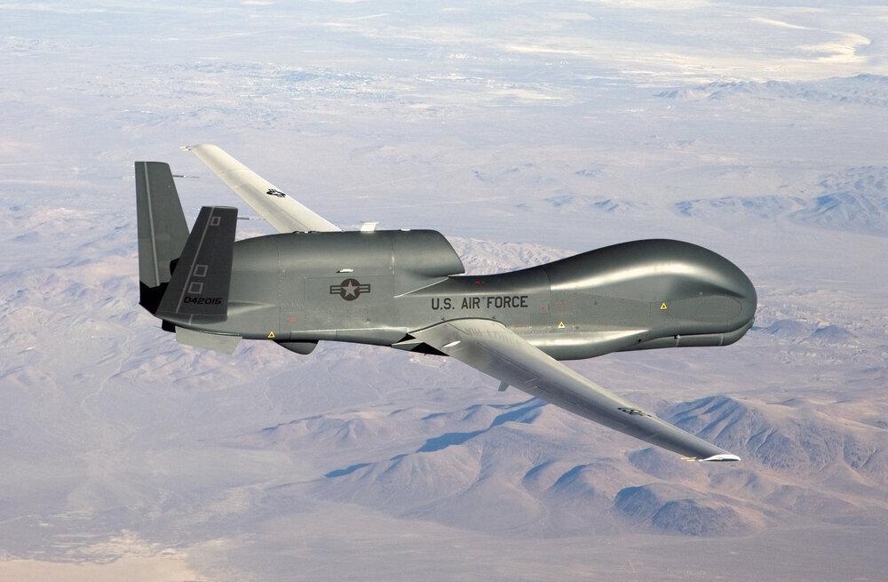 واکنش روسیه به پرواز پهپاد آمریکایی در نزدیکی کریمه