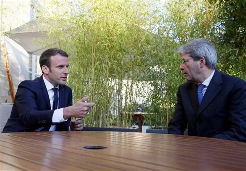 ایتالیا و فرانسه خواهان اقدام همگراتر اتحادیه اروپا برای مهاجرت شدند
