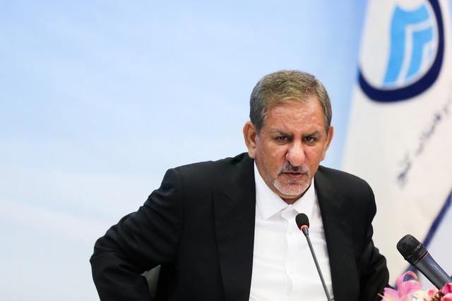 جهانگیری: تونل های بهشت آباد و کوهرنگ3 قطعاً اجرایی می شوند، باید به مرکز ایران آب منتقل کنیم