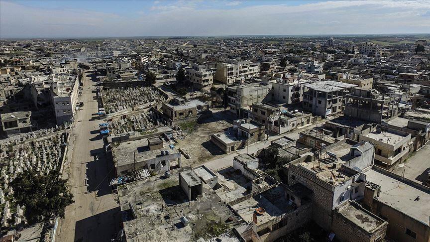 خبرنگاران ارتش سوریه حمله گسترده تروریست ها به سراقب را دفع کرد