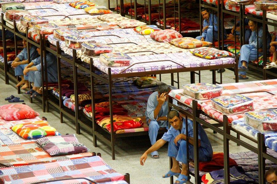 راه اندازی 2 مرکز ویژه نگهداری بی خانمان های مشکوک به کرونا