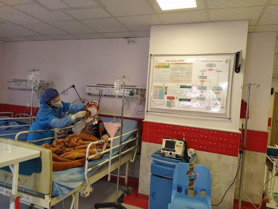 قرنطینه 1100 مشکوک به کرونا در نیشابور