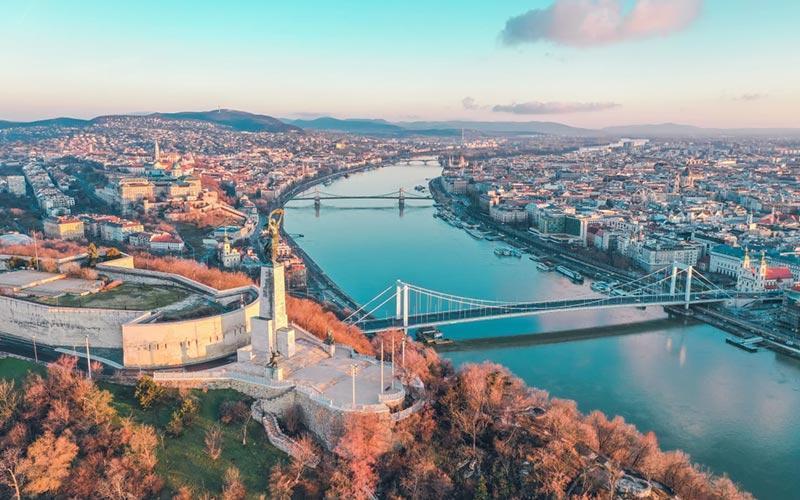 بهترین شهرهای اروپا برای سفر در سال 2020