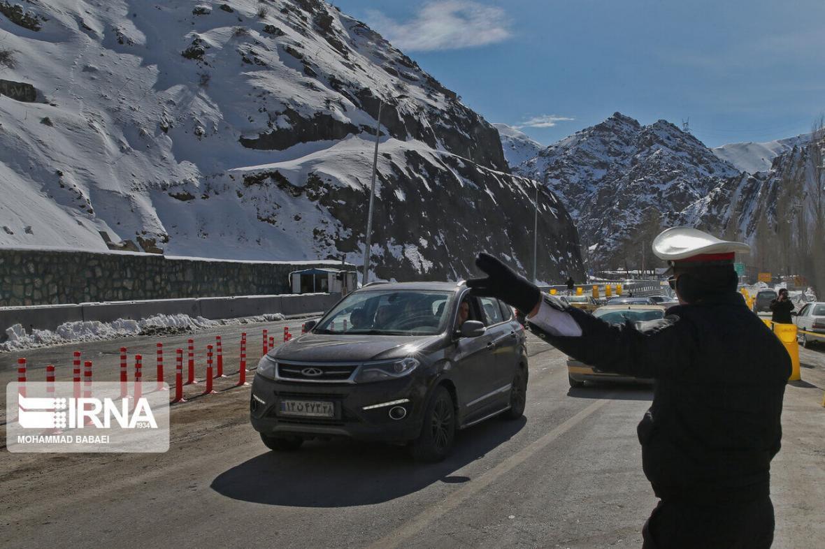 خبرنگاران ترافیک راه های خراسان شمالی 30 درصد کاهش یافت