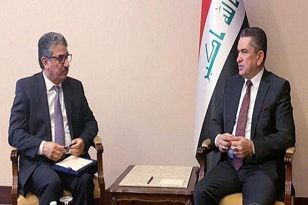 ملاقات سفیر کویت در عراق با عدنان الزرفی