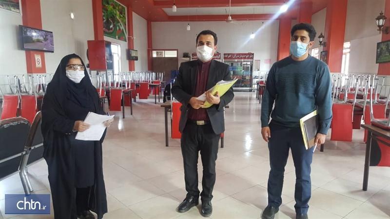 اجرای 181 بازدید نظارتی از تأسیسات گردشگری در سمنان