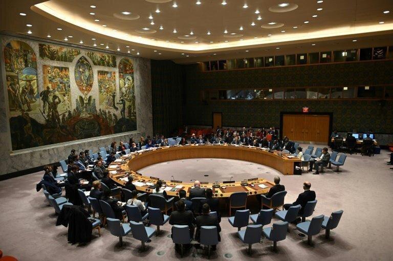جلسه شورای امنیت برای اولین بار غیر حضوری برگزار می گردد