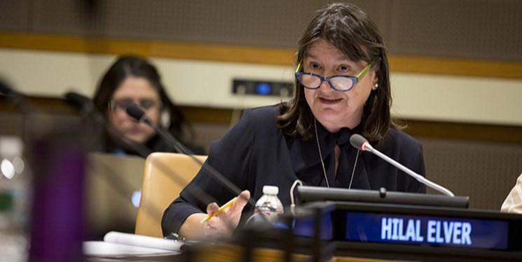درخواست مقام سازمان ملل برای کاهش تحریم های ایران