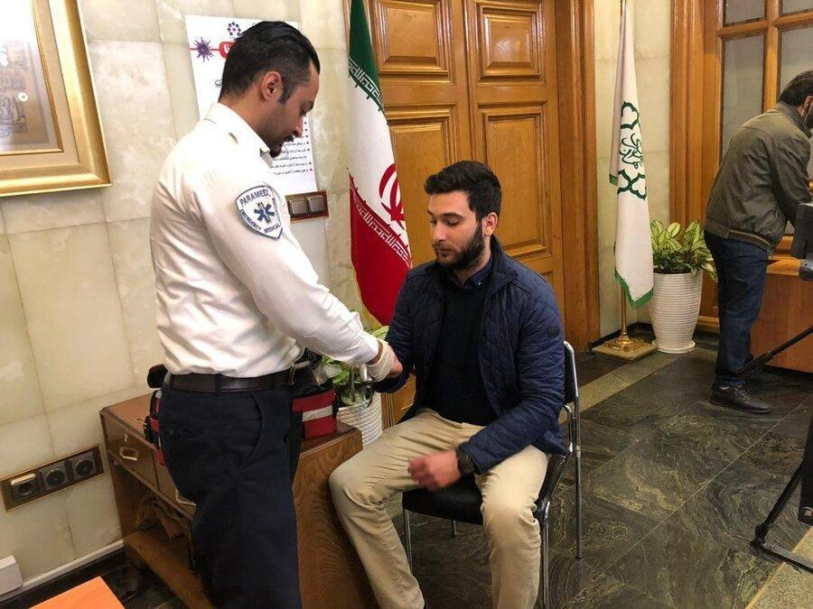 کارکنان شهرداری تهران از 16 فروردین غربالگری کرونا می شوند