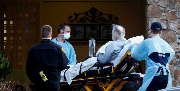 اخراج کارکنان بیمارستان ها در آمریکا در بحبوحه شیوع کرونا
