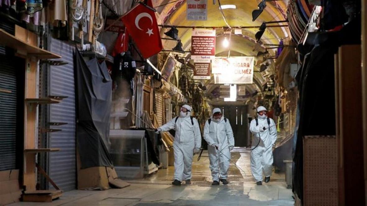 خبرنگاران شمار مبتلایان به کرونا در ترکیه از مرز 30 هزار نفر گذشت