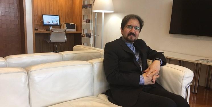 همدردی سفیر ایران با بازماندگان قربانیان کرونا در فرانسه