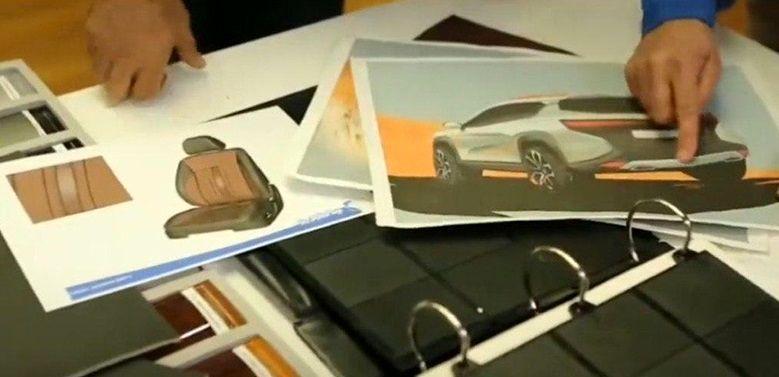 افشای جزئیات فنی شاسی بلند جدید ایران خودرو یا همانK125 کراس اوور جدید K125