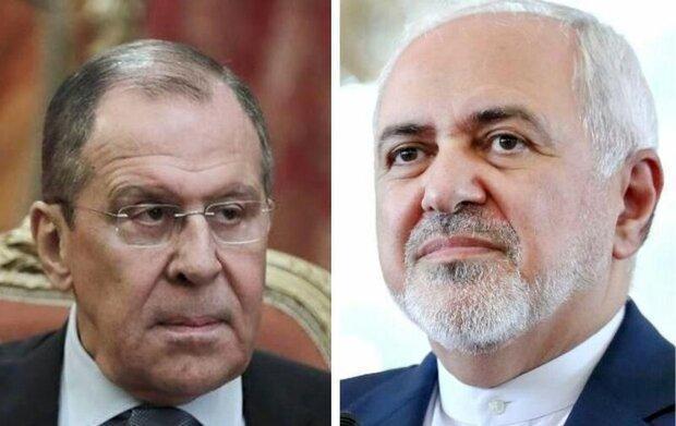 ایران و روسیه بر کوشش های مشترک در مقابله با کرونا تاکید کردند