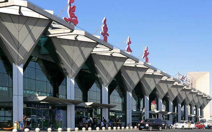 معرفی فرودگاه بین المللی دیووپو، اورومچی چین