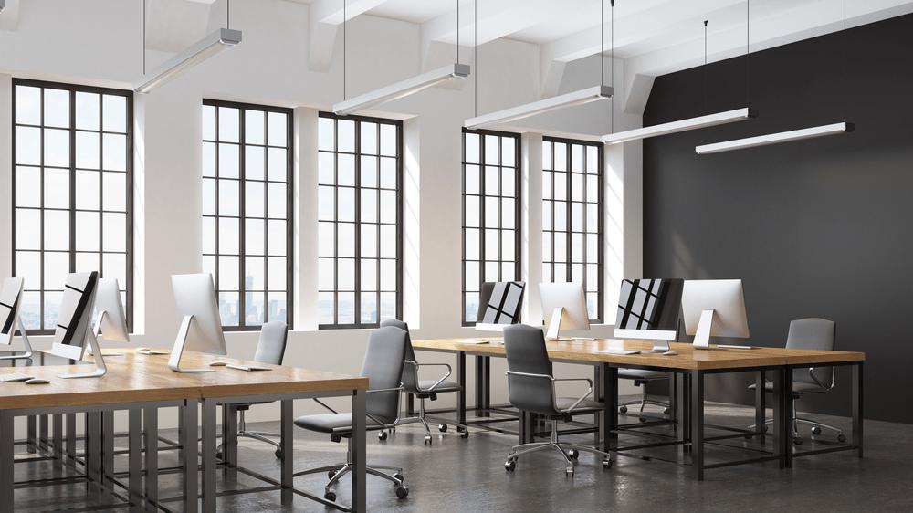 اصول نورپردازی فضای اداری و اهمیت اجرای صحیح آن