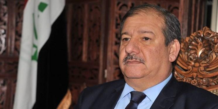 نماینده عراقی: نخست وزیر مکلف در شرایطی بحرانی قرار گرفته است