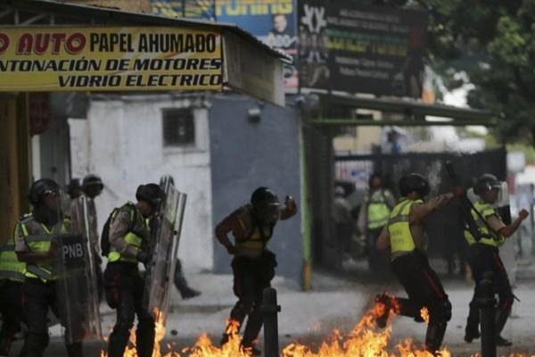 شورش در زندان لُس لیانوس ونزوئلا، 45 نفر کشته شدند 60 تن زخمی