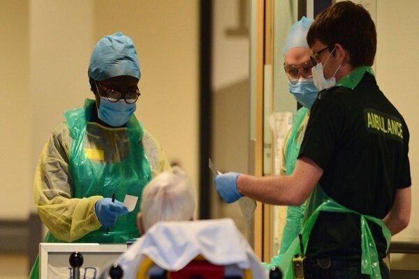 تلفات کرونا در انگلیس به 32313 نفر افزایش یافت