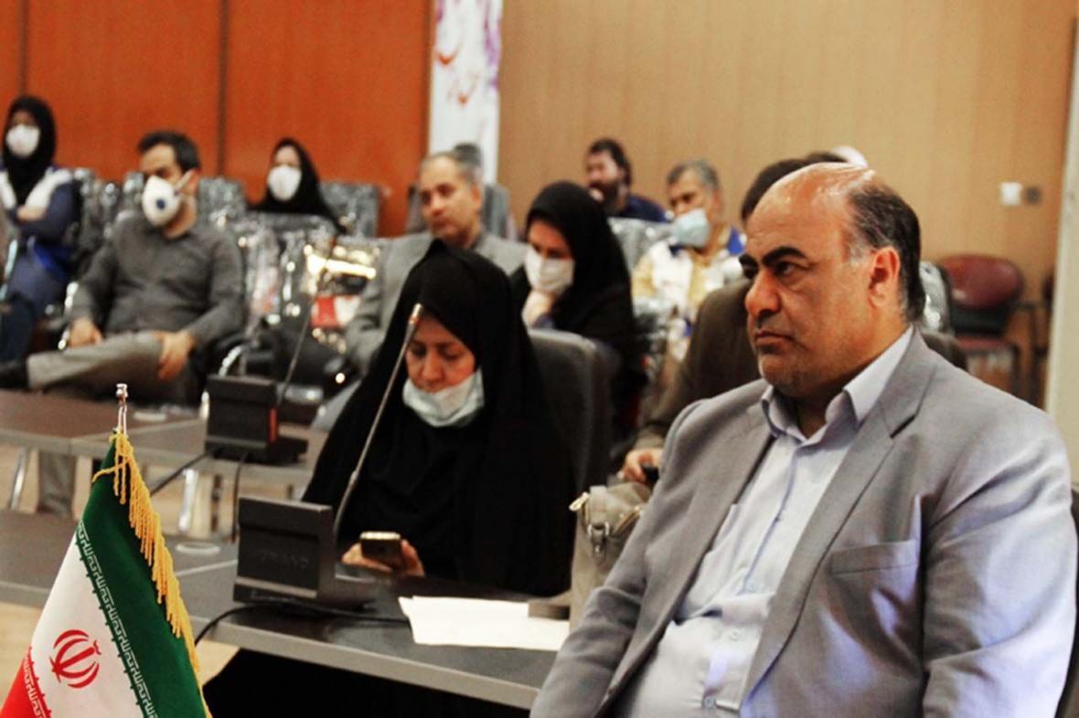 خبرنگاران تاریخ، مجاهدت مدافعان سلامت را فراموش نخواهد کرد
