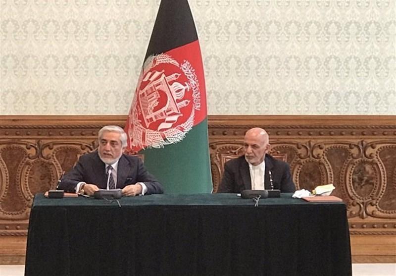 افغانستان، توافق سیاسی اشرف غنی و عبدالله امضا شد