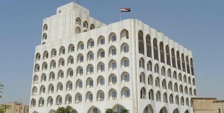عراق:قانون شکنی هیئت های دیپلماتیک خارجی در بغداد را محکوم می کنیم