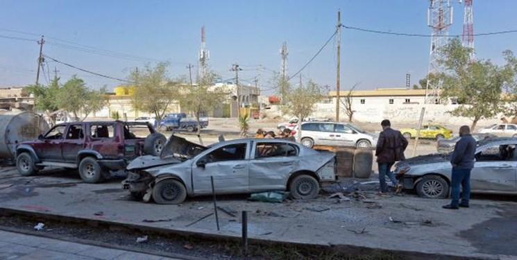 دو شهید و چهار زخمی در انفجار شمال بغداد