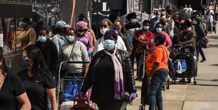 54 میلیون آمریکایی، در معرض گرسنگی