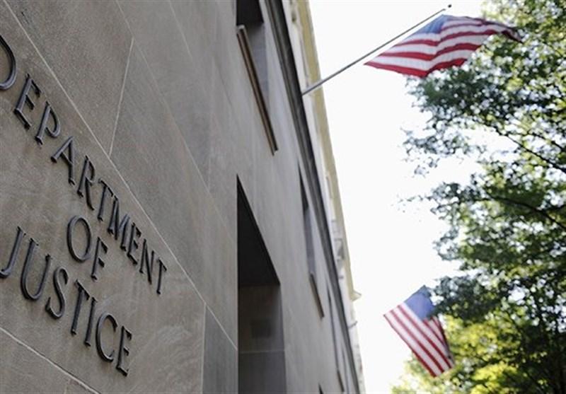 وزارت دادگستری آمریکا تشدید اعتراضات در این کشور را کار عناصر آشوب طلب دانست