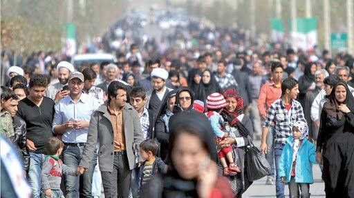 خبرنگاران دوران طلایی جمعیت ایران در حال افول است