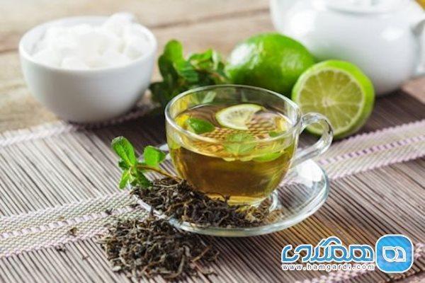 موقعی که نباید چای سبز مصرف کنید!