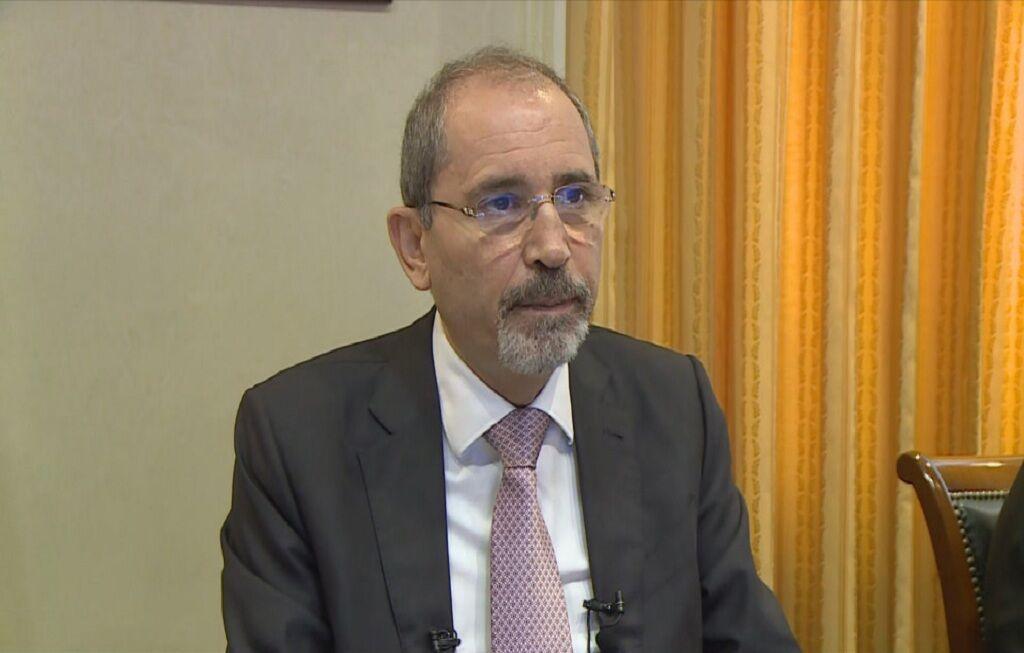 خبرنگاران وزیر امور خارجه اردن: راهکار نهایی بحران سوریه سیاسی است