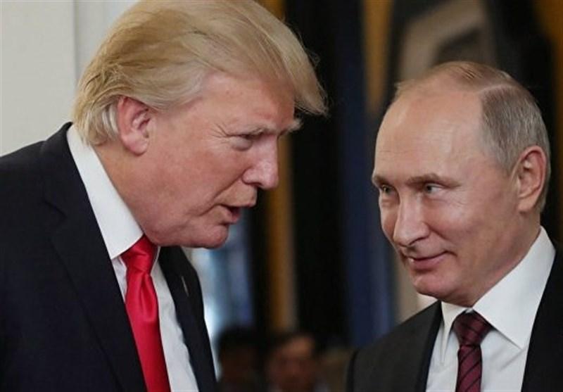 بایدن: پوتین، ترامپ را مانند توله سگ به این طرف و آن طرف می برد