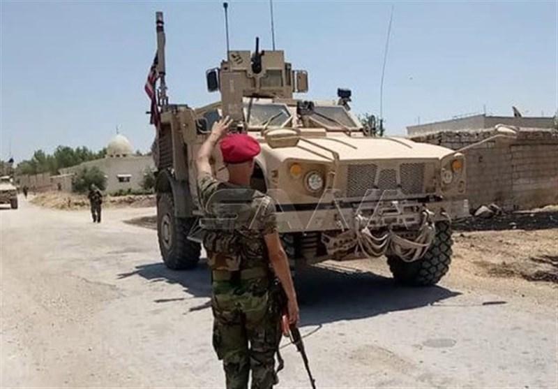 سوریه، مقابله مجدد نیروهای ارتش با تروریست های آمریکایی
