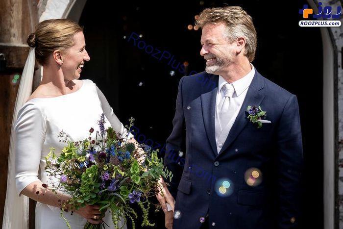 ازدواج خانم نخست وزیر بعد از قرنطینه کرونایی
