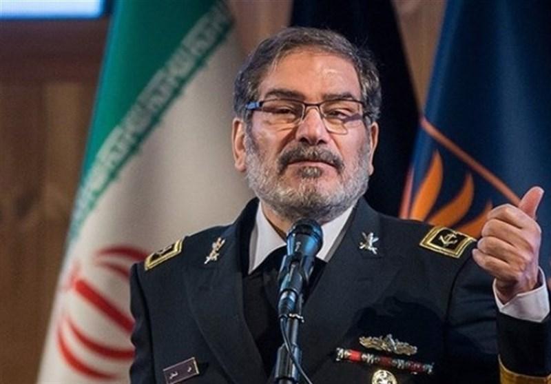 شمخانی خطاب به پامپئو: اعتراف به شکست مقابل ایران قدرتمند بهتر از لاف های احمقانه است
