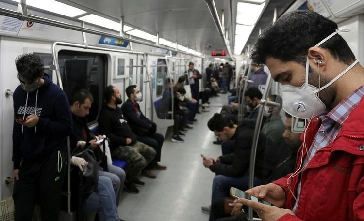 ابتلای 90 نفر از کارکنان مترو تهران به کرونا