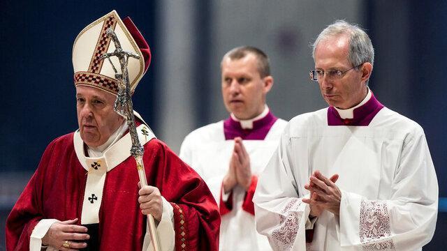 تاکید مجدد پاپ فرانسیس بر برقراری آتش بس جهانی و فوری
