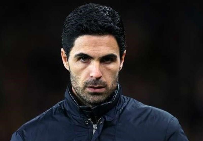 آرتتا: حمایت باشگاه آرسنال را کاملاً حس می کنم، هفته خیلی سختی برای مان بود