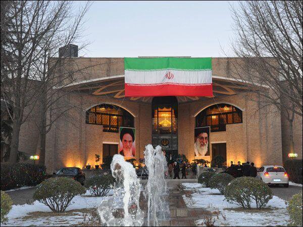 خبرنگاران بیانیه سفارت ایران در خصوص نحوه تردد میان ایران و چین