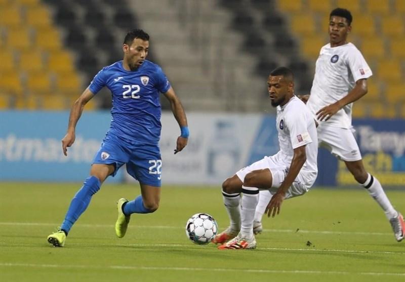لیگ ستارگان قطر، دومین شکست الخریطیات در حضور پژمان منتظری