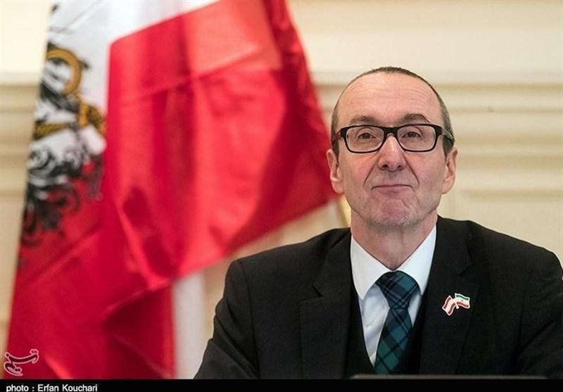 سفیر اتریش: نحوه برخورد ایران با دو چالش کرونا و تحریم ها ستودنی است